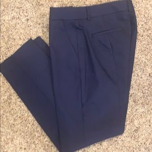 NWOT-Express Columnist Stretch Ankle Mid Rise